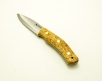 Casstrom No 10 Swedish Forest Knife Curly Birch Handle