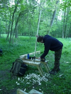 Bow Making Bushcraft Weekend Course - Photo 7