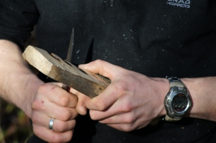Friction Fire Lighting Bow Drill Workshop - Photo 2