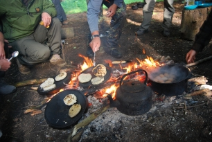 Family Bushcraft & Canoe Overnighter - Photo 3