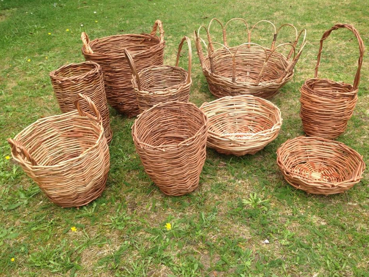 Basketry Day Course - Photo 1