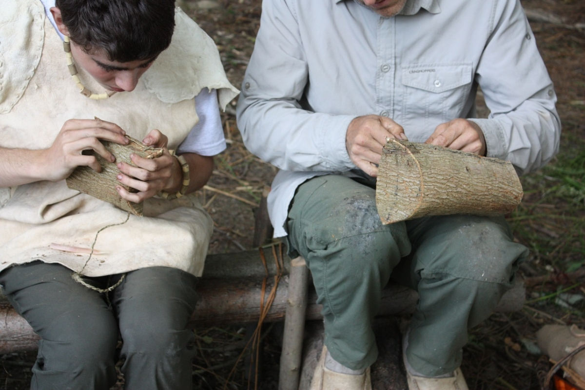 Basketry and bark work weekend - Photo 4