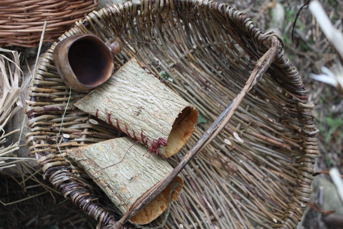 Basketry and bark work weekend - Photo 5