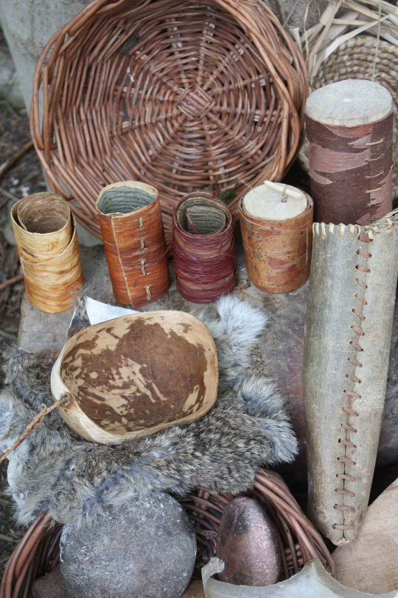 Basketry and bark work weekend - Photo 6