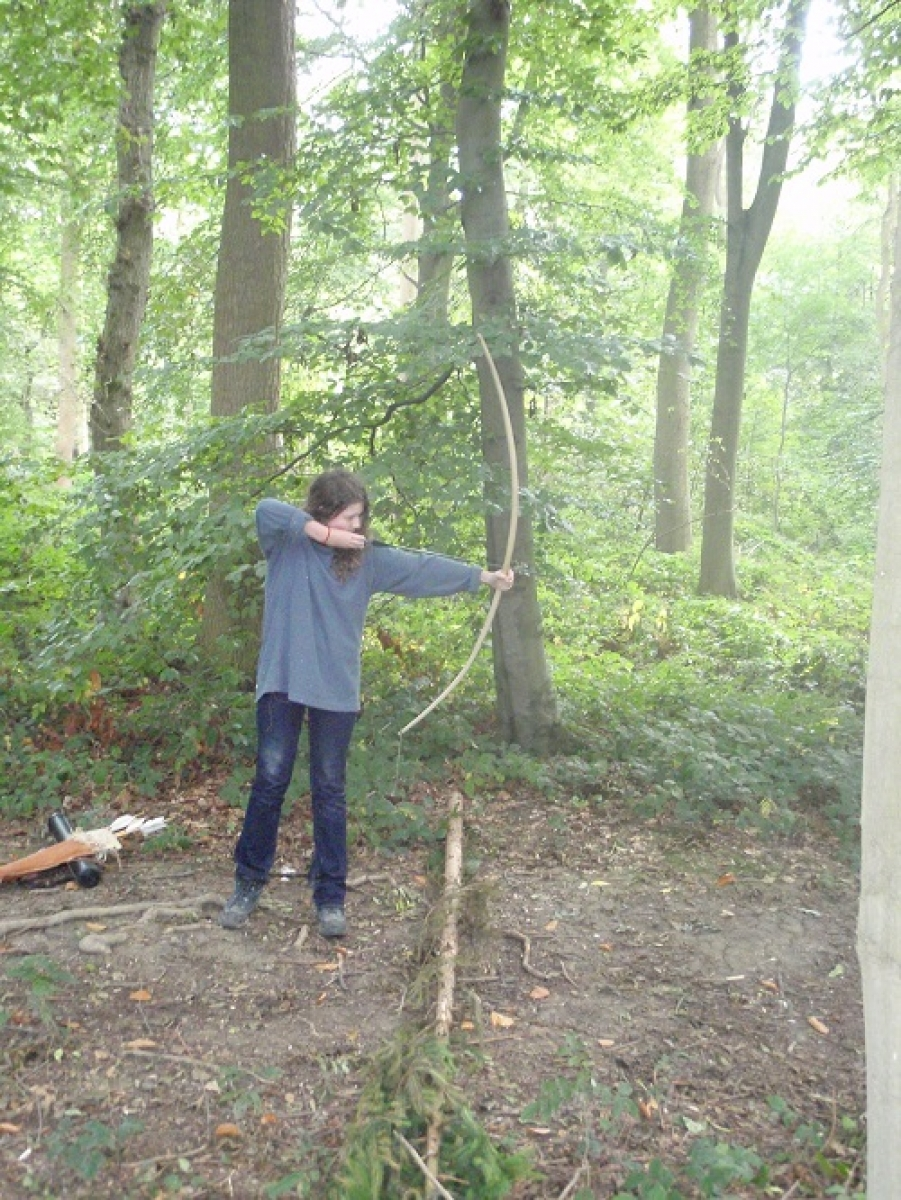 Primitive bow making weekend - Photo 5