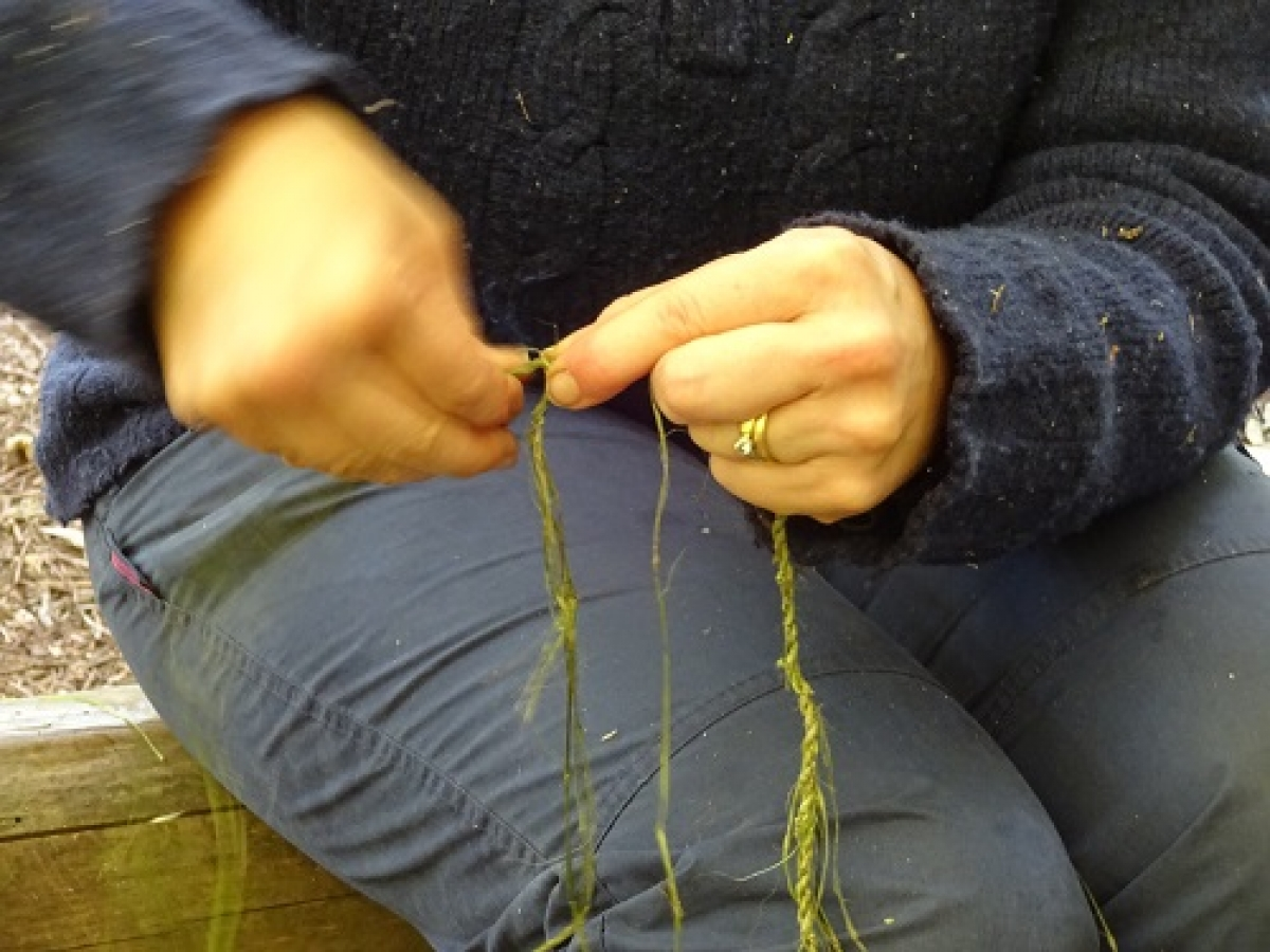 Natural cordage and glues weekend - Photo 5