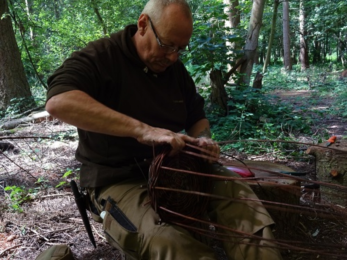 Basketry and bark work weekend - Photo 8
