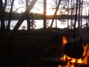 Canoeing and Camp Craft in Sweden - Photo 2